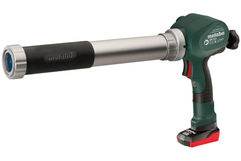 Пистолет для герметика Metabo Powermaxx kp