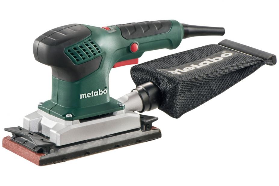 Машинка шлифовальная плоская (вибрационная) Metabo
