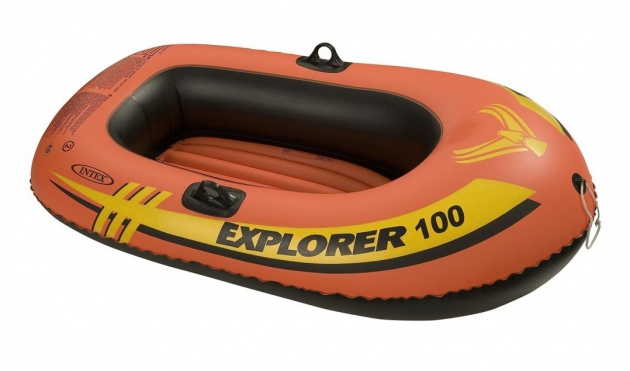 Лодка Intex 58329 explorer 100