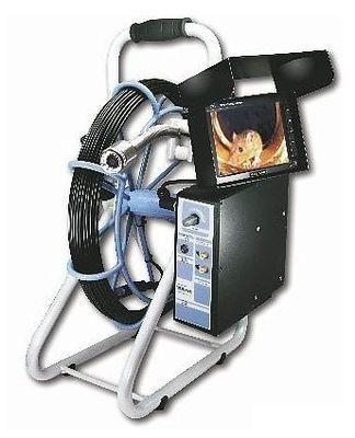 Камера G.drexlВидеоскопы<br>Тип: видеоскоп, Дальность: 30, Дисплей: есть, Источники питания: аккумулятор/сеть 220В, Длина зондовой трубки: 30<br>