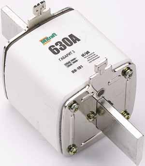 Предохранитель DekraftАвтоматические выключатели<br>Номинальный ток: 630,<br>Тип выключателя: предохранитель,<br>Количество полюсов: 1,<br>Степень защиты от пыли и влаги: IP 20<br>