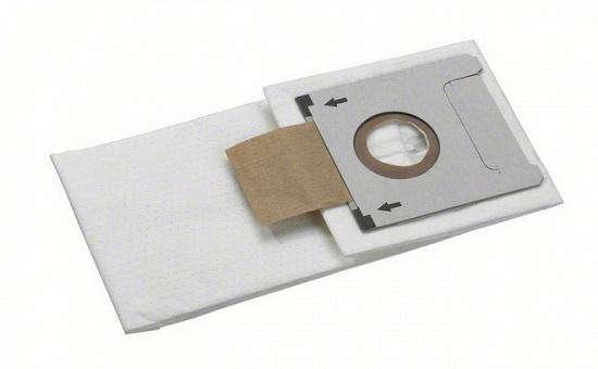 Мешок BoschАксессуары для уборочной техники<br>Тип: мешок,<br>Тип мешка: одноразовый,<br>Материал: бумага<br>
