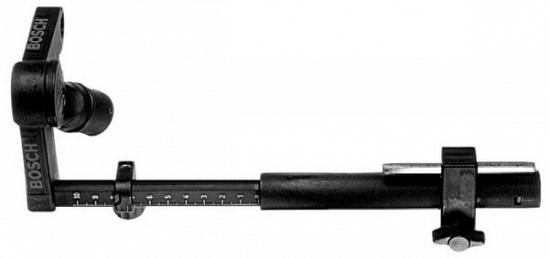 Пылеулавливатель BoschПриспособления для электроинструмента<br>Тип: пылеулавливатель<br>