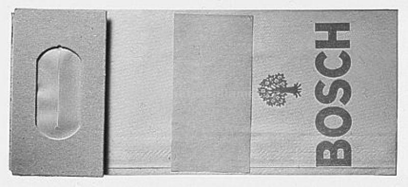 Мешок BoschПриспособления для электроинструмента<br>Тип: мешок, Назначение: для шлифмашины<br>