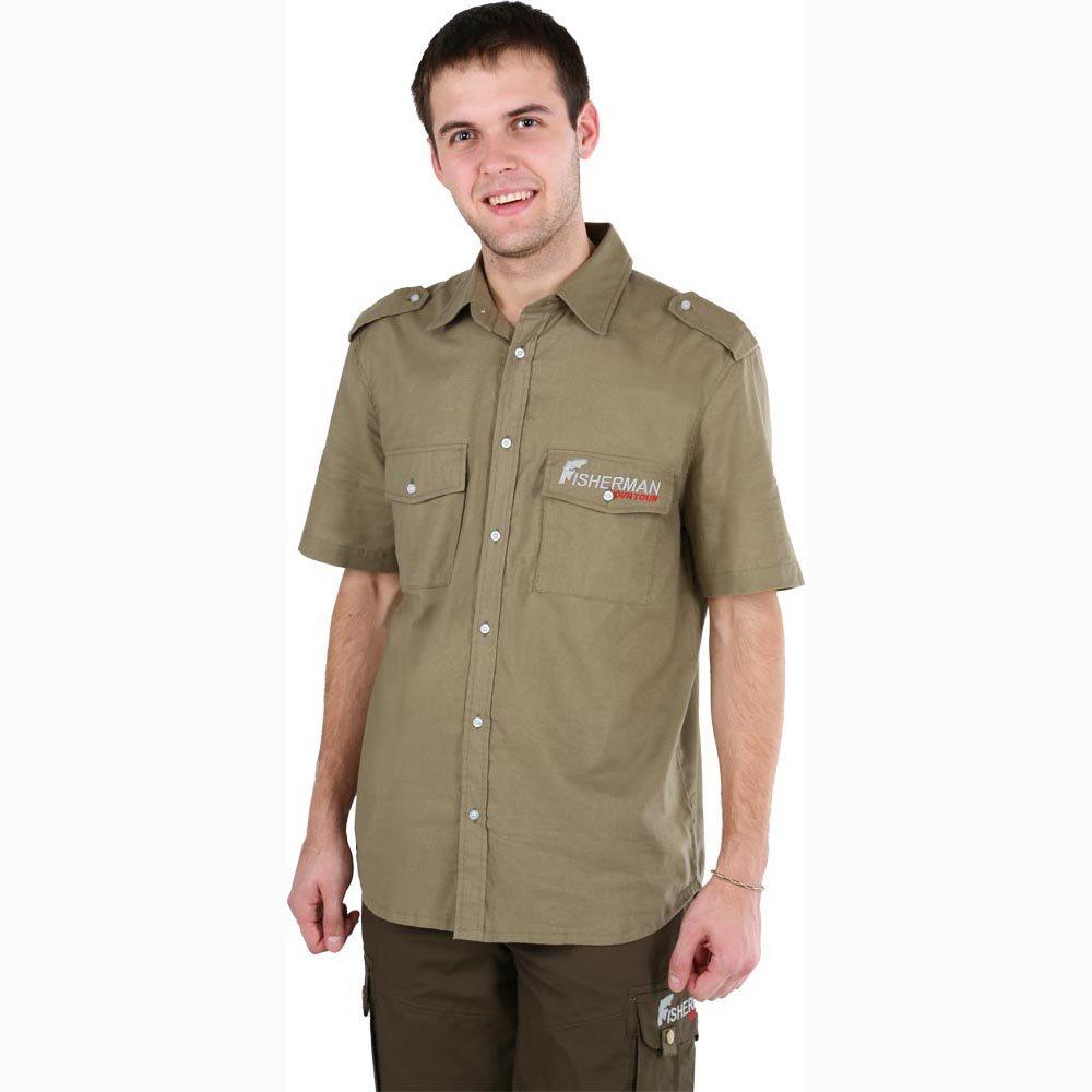Рубашка Fisherman nova tourРубашки, футболки<br>Тип: рубашка,<br>Размер: 52<br>
