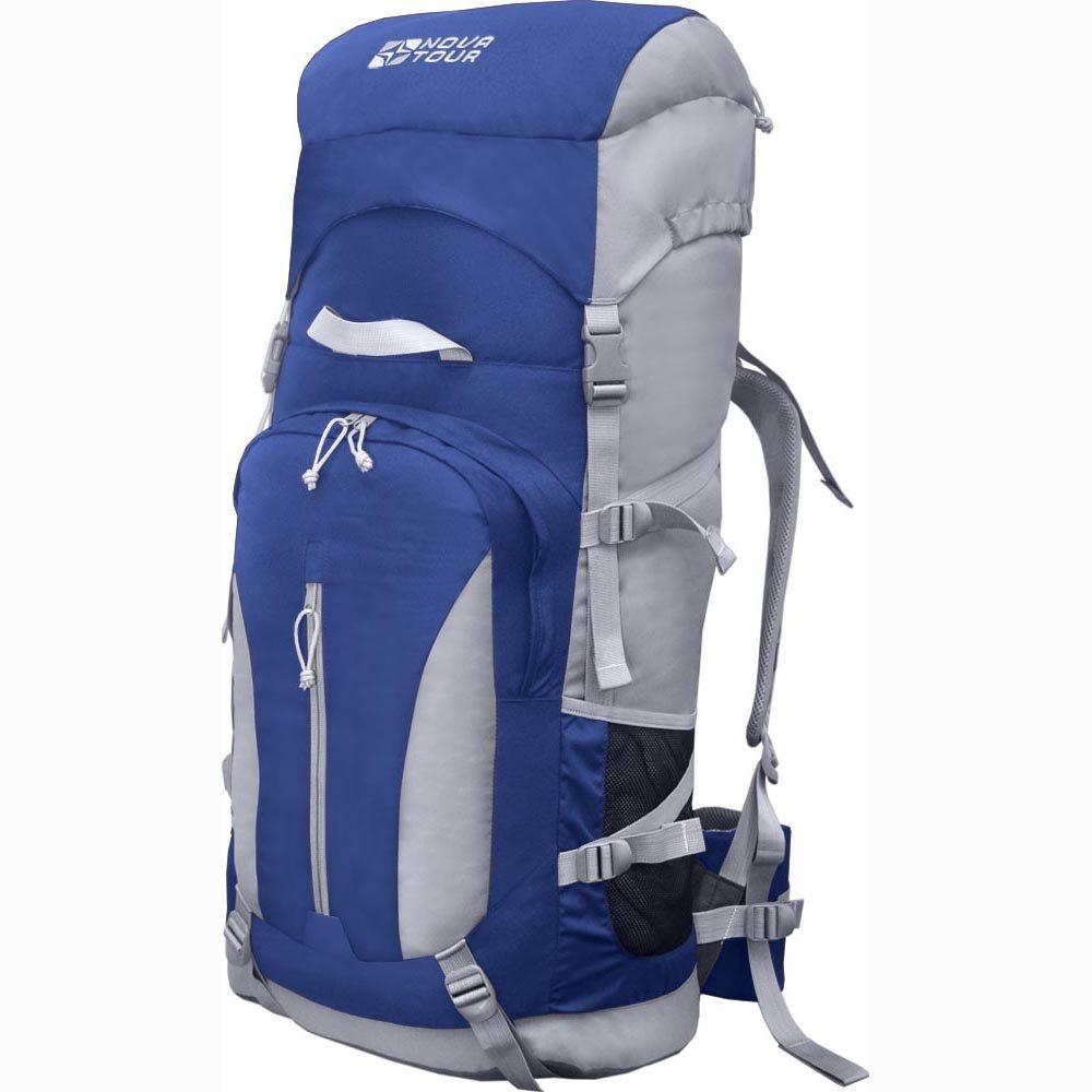 Рюкзак Nova tourРюкзаки<br>Назначение рюкзака: туристический,<br>Тип конструкции: станковый,<br>Тип: рюкзак,<br>Объем: 80,<br>Число лямок: 2,<br>Высота: 810,<br>Ширина: 370,<br>Толщина: 220,<br>Цвет: синий,<br>Фронтальный карман: есть,<br>Боковая стяжка: есть,<br>Верхний клапан: есть,<br>Верхний карман: есть,<br>Грудная стяжка: есть,<br>Поясной ремень: есть<br>