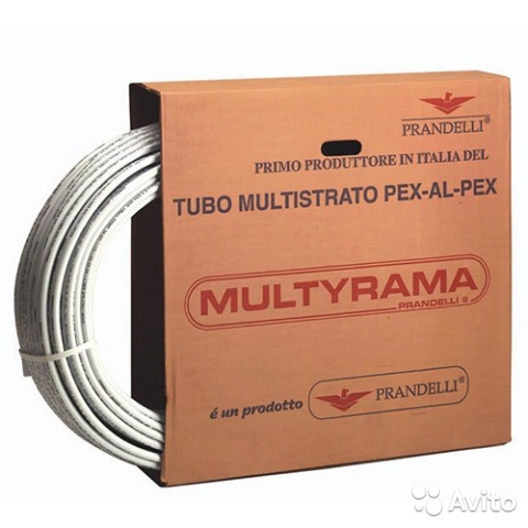 Труба Prandelli Multyrama 20х2,0