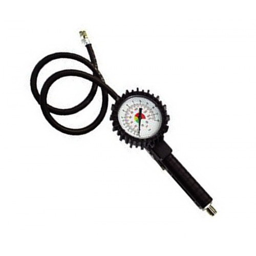 Пистолет для накачки шин WalmecПистолеты пневматические<br>Тип: для шин,<br>Мин. давление: 1,<br>Макс. давление: 6<br>