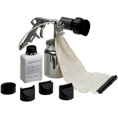 Набор WalmecПистолеты пневматические<br>Тип: пескоструйный,<br>Мин. давление: 5,<br>Макс. давление: 8<br>
