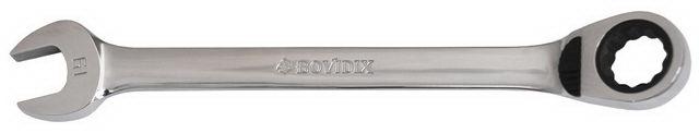 Ключ BovidixКлючи гаечные<br>Тип: рожково-накидной, Длина (мм): 250, Размер ключа максимальный: 19<br>