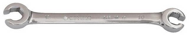 Ключ BovidixКлючи гаечные<br>Тип: разрезной, Длина (мм): 165, Размер ключа минимальный: 12, Размер ключа максимальный: 14<br>