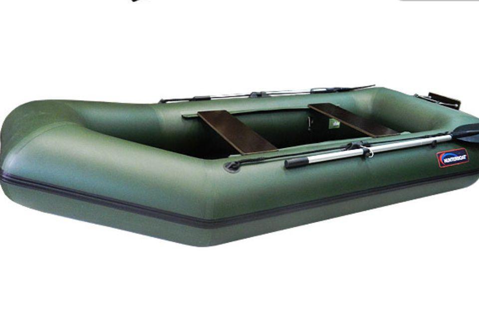 Лодка HunterboatЛодки надувные<br>Тип: лодка, Тип лодки: моторно-гребная, Тип дна: надувное, Материал: ПВХ, Плотность ткани: 750, Максимальная нагрузка: 220, Количество посадочных мест: 2+1<br>