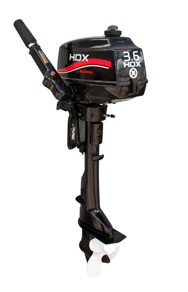 Мотор лодочный Hdx от 220 Вольт