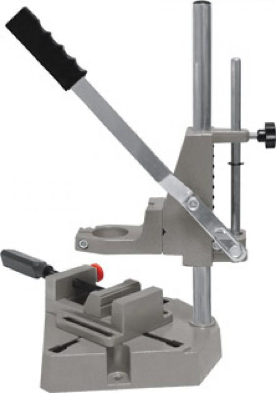 Станок для дрели FitПриспособления для электроинструмента<br>Тип: стойка для дрели,<br>Назначение: для дрели<br>