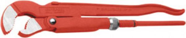 Ключ FitКлючи трубные<br>Тип трубного ключа: шведский, Наклон губок: 45, Форма губок: S, Макс. диаметр трубы: 1, Вес нетто: 0.8<br>