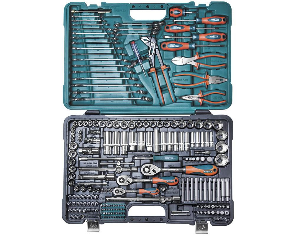 Универсальный набор инструментов Master 4081217-m