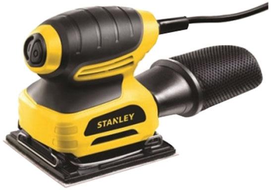 Машинка шлифовальная плоская (вибрационная) Stanley