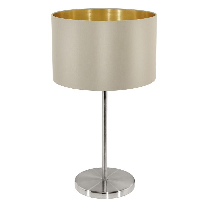 Настольная лампа idlamp ursula 281/1t-ledblacksand