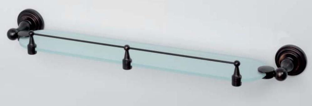 Полка WasserkraftАксессуары для ванной комнаты<br>Назначение аксессуара: полка, Материал: металл<br>