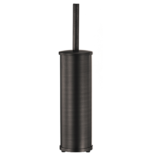Ёршик для унитаза WasserkraftАксессуары для ванной комнаты<br>Назначение аксессуара: ёршик для унитаза,<br>Цвет покрытия: бронза темная,<br>Материал: металл<br>