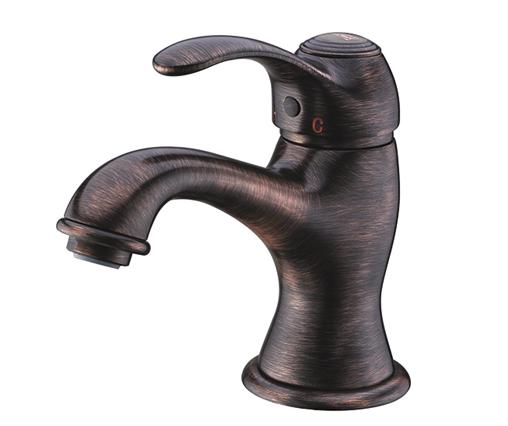 Смеситель для раковины WasserkraftСмесители<br>Назначение смесителя: для раковины,<br>Тип управления смесителя: однорычажный,<br>Цвет покрытия: бронза,<br>Стиль смесителя: ретро,<br>Монтаж смесителя: горизонтальный,<br>Тип установки смесителя: на мойку (раковину),<br>Материал смесителя: латунь,<br>Излив: традиционный,<br>Аэратор: есть,<br>Родина бренда: Германия<br>