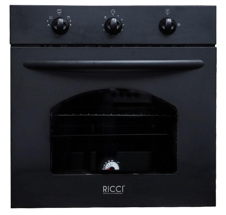 Встраиваемая газовая духовка Ricci