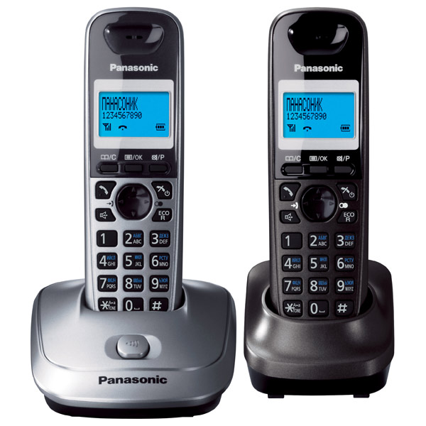 Радиотелефон Panasonic Kx-tg2512ru1