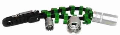 Держатель АРСЕНАЛСистемы хранения для инструмента<br>Форм-фактор: цепочка<br>