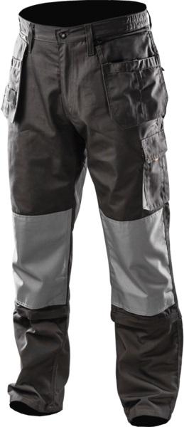 Брюки рабочие NeoБрюки<br>Тип: брюки,<br>Пол: мужской,<br>Размер: 48,<br>Сезон: лето,<br>Цвет: темно-серый,<br>Количество карманов: 3<br>