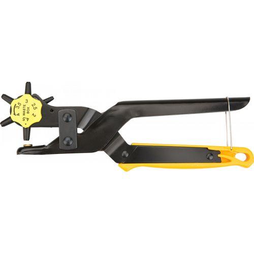 Дырокол-пробойник TopexПрочий ручной инструмент<br>Тип: дырокол-пробойник,<br>Длина (мм): 240<br>