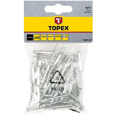 Заклепка Topex