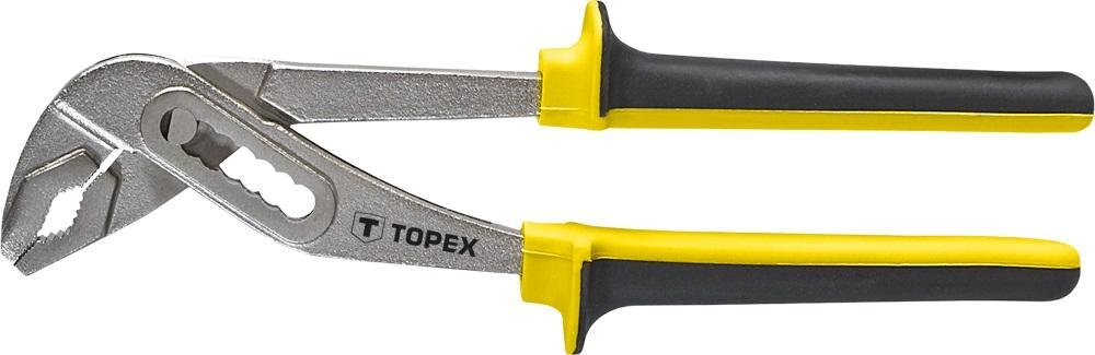 Клещи TopexКлючи трубные<br><br>