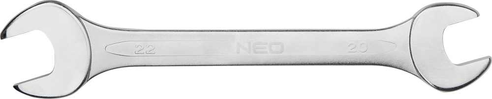 Ключ NeoКлючи гаечные<br>Тип: рожковый,<br>Размер ключа минимальный: 16,<br>Размер ключа максимальный: 17<br>