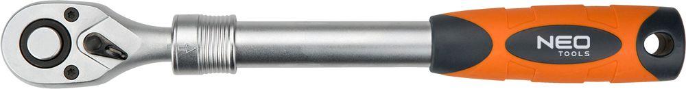 Трещотка Neo 08-502
