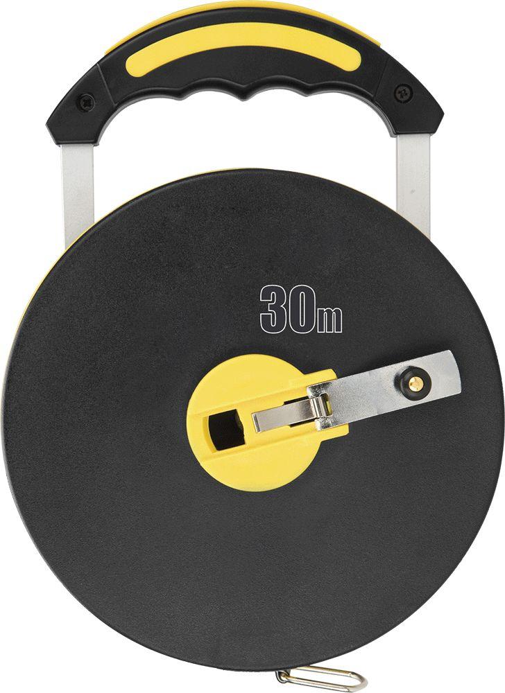 Лента мерная TopexРулетки<br>Длина (м): 30,<br>Тип рулетки: лента мерная<br>