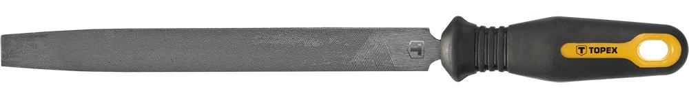 Напильник TopexНапильники<br>Форма напильника: плоский,<br>Длина (мм): 200<br>
