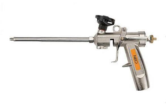 Пистолет для монтажной пены Neo