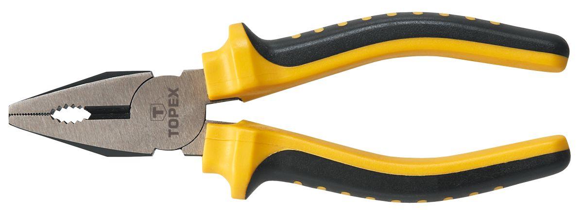 Плоскогубцы TopexПлоскогубцы<br>Длина (мм): 200,<br>Тип: плоскогубцы<br>