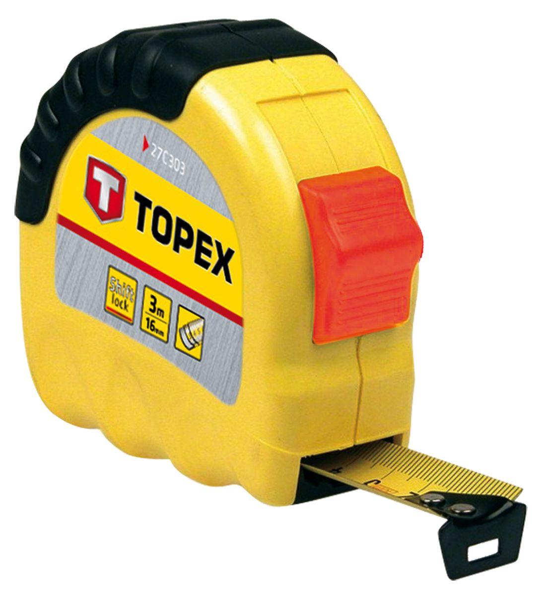 Рулетка Topex