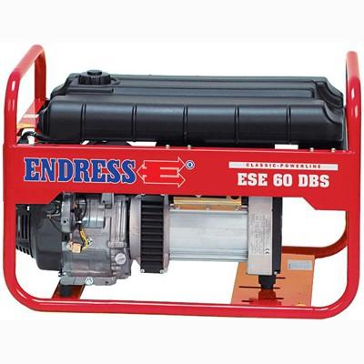 Бензиновый генератор Endress