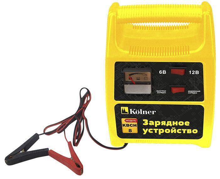 KbcН 8, Зарядное устройство