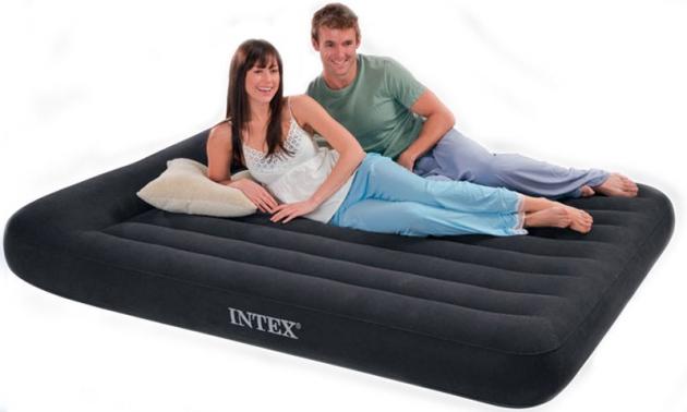 Матрас надувной Intex