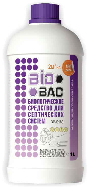 Биоактиватор, бактерии для септиков БИОБАК