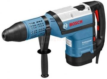 Перфоратор BoschПерфораторы<br>Мощность: 1700,<br>Сила удара: 19,<br>Тип патрона: SDSMAX,<br>Макс. диаметр бура: 150,<br>Вес нетто: 11.9<br>