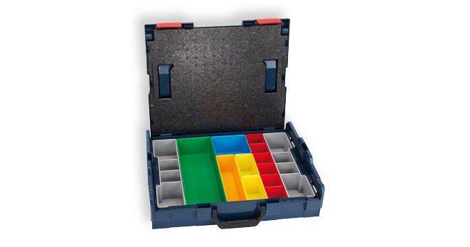 Ящик для инструментов Bosch L-boxx 102 set 12 pcs