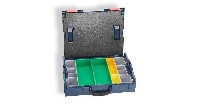 Ящик Bosch L-boxx 102 set 6 pcs