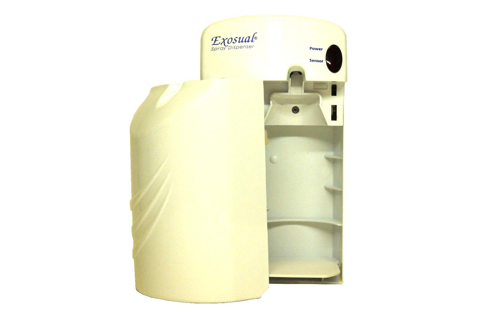 Освежитель воздуха NowaАксессуары для ванной комнаты<br>Назначение аксессуара: освежитель, Материал: пластик, Высота: 227, Ширина: 78, Глубина: 90<br>