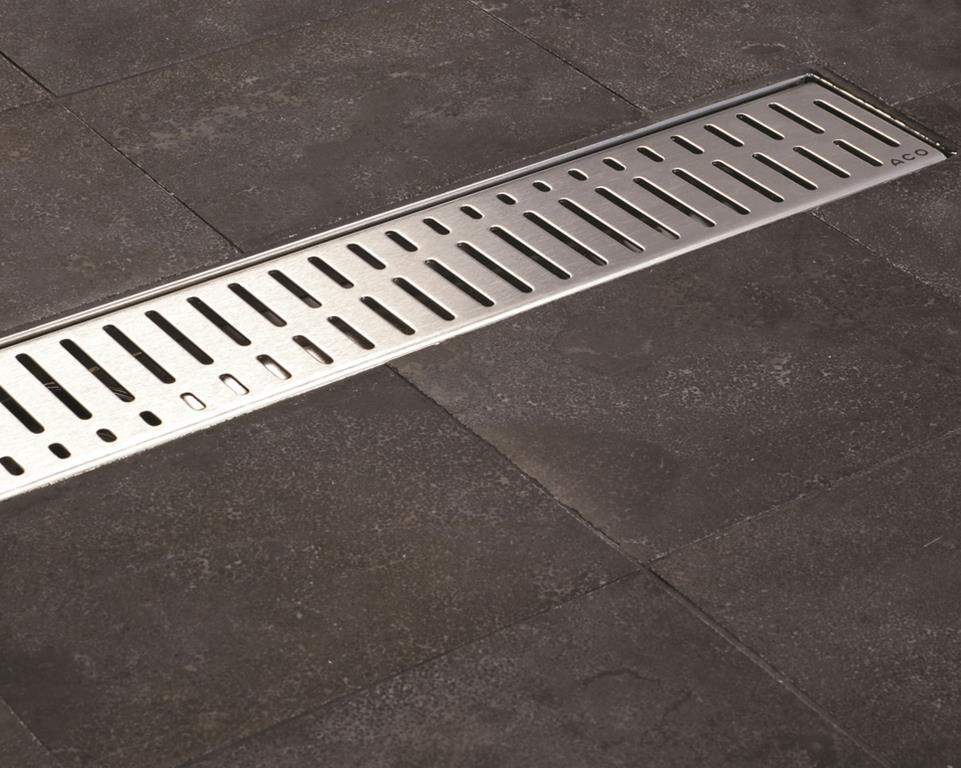 Решётка AcoСистемы водотведения<br>Тип: решетка,<br>Ширина: 70,<br>Длина (мм): 885,<br>Монтаж: пристенный,<br>Материал: нерж.сталь,<br>Форма: прямоугольная<br>