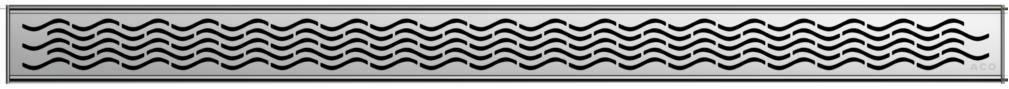 Решётка AcoСистемы водотведения<br>Тип: решетка,<br>Ширина: 70,<br>Длина (мм): 1085,<br>Монтаж: пристенный,<br>Материал: нерж.сталь,<br>Форма: прямоугольная<br>