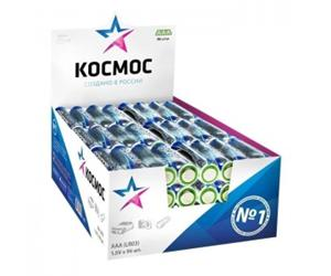 Батарейка КОСМОС Koclr03_96box